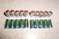 3600 ADET 4LR44 476A L1325 A28 6 V Alkalin Pil SHRINK Wrap Ambalaj başına 5 adet