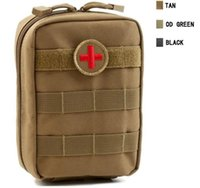 Empty Bag for Emergency Kits Tactical Medical First Aid Kit ...