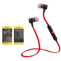 Awei A920BL Auricolare Bluetooth senza fili 4.0 In-Ear Sport Cuffie stereo Cuffie  Auricolari Riduzione ba0ea48267bd