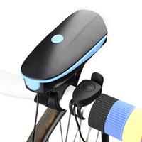 الصمام مصباح شحن دراجة ركوب دراجة المصباح مصباح كهربائي دراجة المقود القرن مصباح يدوي