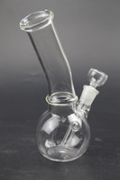 Joint 14. 5mm Glass Dab Rig Oil Rigs Bongs Hookah ash clear c...