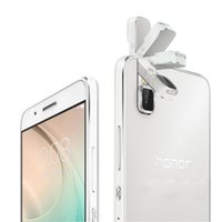 Original Huawei Honor 7i 4G LTE-Handy 3 GB RAM 32 GB ROM Snapdragon 616 Octa-Core Android 5.2 Zoll 13MP Fingerabdruck-ID intelligenten Handy