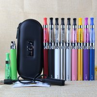 eGo CE4 Starter Kit E Cigarette 1. 6ml CE4 Clearomizer E Cig ...