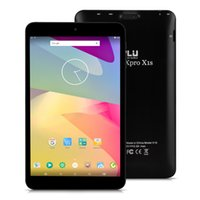 Nouvelle arrivee! iRULU X1S 8 pouces Tablet PC Android 5.1 Lollipop 800 * 1280 IPS HD Display, 1 + 16 Go Quad Core GMS Certified Black
