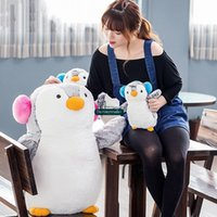 Dorimytrader Lovely 70cm Giant Animal Penguin Plush Toys Stu...