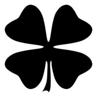 6. 5*6. 5CM 4 Leaf Clover Windows Vinyl Decals Motorcycle Acce...