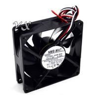 Nuevo original 311KL-04W-B59 8025 8CM 12V 0.3A ventilador de refrigeración de tres hilos para NMB 80 * 80 * 25mm