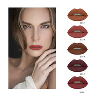 5pcs set New PUDAIER Collection Matte Lipstick Fashion Makeu...