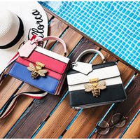 New Brand women top- handle bags fringe padlock bag Diamond b...