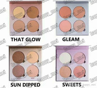 Free Shipping ePacket New Makeup Face 4 Colors Bronzers & Hi...