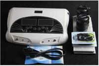 heißer verkauf ionisieren Dual Detox Ionic Fußbad fuß detox maschine (detox array, FIR gürtel)
