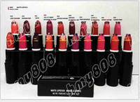 Factory Direct dhl Free Shipping New Makeup Lips Lipstick Bl...
