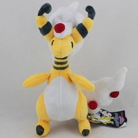 New Pocket XY Center Mega Ampharos Plush Toy Cartoon Dolls K...