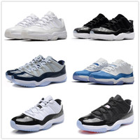 classic 11 basketball shoes 11s Low top new 2017 Frost White...