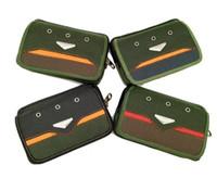 Ücretsiz DHL Çok Fonksiyonlu kamuflaj Bel Çantası Tuval Cep Telefonu Kılıfı Kemer Çift Katmanlı Waistpacks Sikke çanta Erkekler Için 16.5 * 11 cm