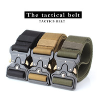 Army Tactical Waist Belt Man Jeans Male Military Waist Casua...