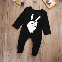 2017 High Quality Newborn Baby Romper Toddler Spring Fall Ro...