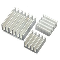 Hot Sale 90PCS Lot Adhesive Raspberry Pi 3 Heatsink Cooler P...