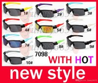 new style men sports Sunglasses spectacles Bicycle Glass dri...