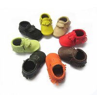 50 colors mixed wholesale baby shoes handmade infant toddler...