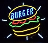 Segno della luce al neon. segno del LED ha condotto la lampadina AMORE Neon birra segno Bar casa Segno Burger Finestra Affari Neon