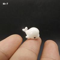 Cute Cartoon Whale Action Figure Spielzeug Kinder Geschenke Modell Micro Landschaft Dekoration Spielzeug Kind Lehrmittel