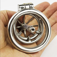 Super Small Stainless Steel Super Small Male Chastity Device...