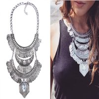 7 Photos Wholesale chunky costume jewelry necklaces - Fashion Necklace Pendant Women Choker Jewelry Collare Crystal Collier Femme  sc 1 st  DHgate.com & Wholesale Chunky Costume Jewelry Necklaces - Buy Cheap Chunky ...