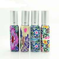 10ML Portable Polymer Clay Empty Perfume Spray Bottle Refill...