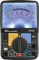 KT8260L Profesyonel Yüksek Doğruluk Analog Multimetre Arka Işık Fonksiyonlu Karanlık Durum Kullanımı ve Transistör Dock Kontrol