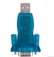 Nouveau convertisseur série USB 2.0 à RS232 Adaptateur 9 broches pour Win7 / 8
