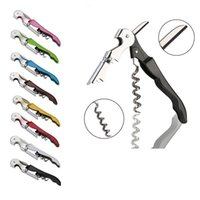 Wholesale Price Stainless Steel Wine Opener Corkscrew Custom...