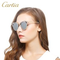 2017 Hot Sunglasses Women Brand Designer Carfia Women Polari...
