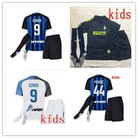 kids 2017 2018 Inter home away third kit Soccer jersey 17 18...