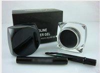 FREIES VERSCHIFFEN! NEUE hochwertige make-up wasserdicht eyeliner gel, make-up eye liner 5,5g (10 TEILE / LOS)