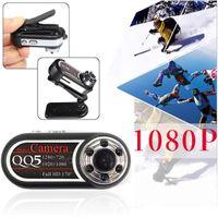 QQ5 Full HD 1080 P Mini Câmera de Visão Noturna Infravermelha DV Câmera Camcorder Webcam
