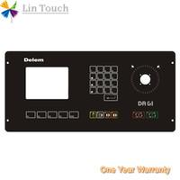 NEU DELEM DA-61 DA61 DA 61 HMI-SPS Folientastatur für Folientastatur Zur Reparatur der Maschine über die Tastatur