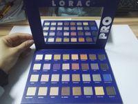 LORAC MEGA PRO 2 mavi Paleti 32 Renk nake Göz Farı LORAC Göz farı Paleti Makyaj Seti kozmetik