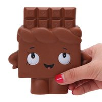 Squeezed Chocolate Doll Toy 12cm Jumbo Slow Rising Kawaii So...