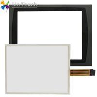 NEU PanelView Plus 1500 2711P-T15C4B2 2711P-B15C 2711P-RDB15C HMI-SPS TouchScreen UND Front-Etikett Film Touchscreen und Frontlabel
