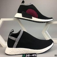 Big discount hot- sell grey NMD _CS2 PK W black Running Sneak...