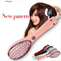 mini portable travel Ionic Electric Fast Hair Straightener B...