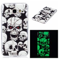 12 Designs Luminous Color Printing TPU Soft Case for Samsung...