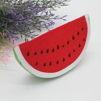 Slow Rising Foam Funny Fruit Watermelon Toys Gags Simulation...