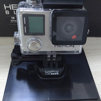 HERO4 Black Sports Camera with 16GB Secure Digital Memory Ca...