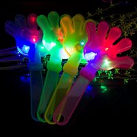 Led Light Up Hand Clapper Concert Party Bar Supplies Novelty...