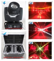 Spedizione gratuita 2light + fly caso sharpy beam 5r moving head light, moving head beam 200w 5r
