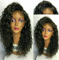 Lace Front Virgin Human Hair Wigs Full Lace Human Hair Wigs ...