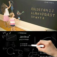 45*200cm 60*200cm New Arrivals Vinyl Chalkboard Removable wa...