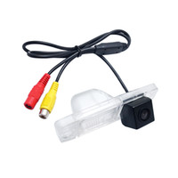 FEELDO sauvegarde automatique Vue arrière caméra voiture pour Hyundai Sonata / Elantra / Accent / Veracruz / Tucson / Carens # 4523